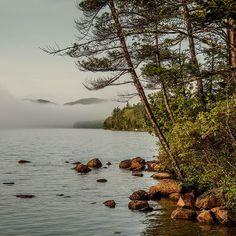 Eagle Lake Acadia National Park, Maine