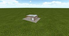 Cool 3D #marketing http://ift.tt/2mtMaKI #barn #workshop #greenhouse #garage #roofing #DIY