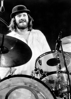 """John Henry Bonham (31 May 1948 – 25 September 1980) was an English musician and songwriter, best known as the drummer of Led Zeppelin. Bonham was esteemed for his speed, power, fast right foot, distinctive sound, and """"feel"""" for the groove. He is widely considered to be one of the greatest drummers in the history of rock music."""