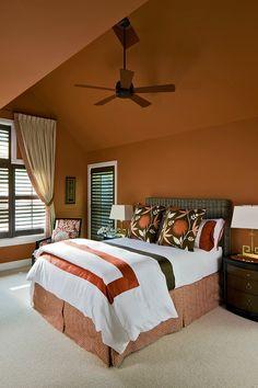 Выбор цвета для спальни