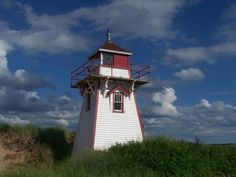 Covehead Lighthouse by JEC