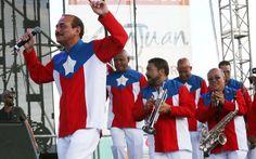 2014 Día Nacional de La Salsa en Puerto Rico.  Edicion 31 Honrando al Gran Combo con 52 años de carrera. El Estadio Hiram Bithorn, Puerto Rico.