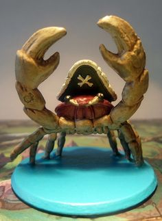 12 Realms: The Crab, 7.0 BGG rating.