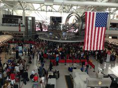 John F. Kennedy International Airport (JFK) in New York, NY