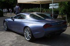 Aston Martin DBS Zagato Coupé Centennial (2014 Concorso d'Eleganza Villa d'Este) High Resolution Image