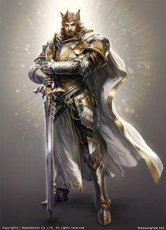 Um rei da 'Aliança de honra'