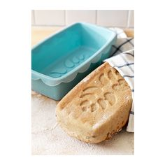 SOCKERKAKA Loaf pan, light blue - IKEA