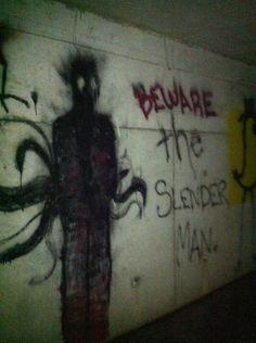 Beware the Slender Man