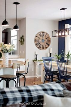 40 Pieces Of Farmhouse Decor To Use All Around The House Rustic Dining RoomsFarmhouse Living