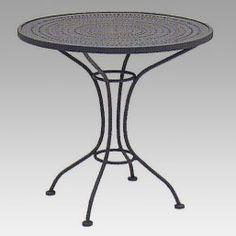Woodard Cafe Round Pattern Top