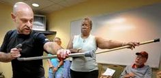 Cane Fu is a new self defense class for seniors that enhances self confidence, balance, & flexibility.