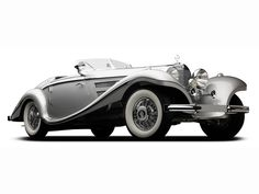 Mercedes-Benz 540K Special Roadster '1937–38