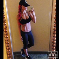 New Photo of Total Divas Star Eva Marie Showing Off Her Sexy Stomach http://dailywrestlingnews.com/?p=55048