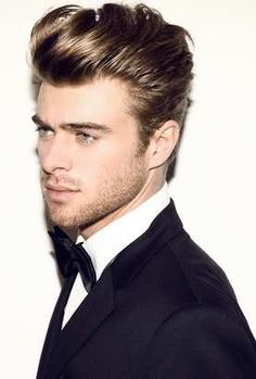 The Pompadour Hairstyles for Men | Best Medium Hairstyle