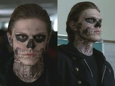 Tate (played by Evan Peters) from American Horror Story season 1