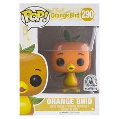 Get ready for some juicy new Orange Bird fans! A new Orange Bird Funko POP! vinyl figure is set to debut at Disney Parks on September Orange Bird has gaine Disney Fan, Disney Parks, Walt Disney, Funko Pop Figures, Pop Vinyl Figures, Disney Souvenirs, Orange Bird, Pop Characters, Pop S