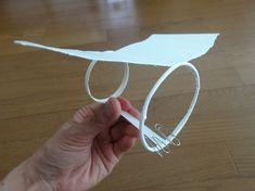 紙コップ飛行機 | ササブログ