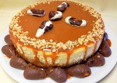 Tiramisu, Food And Drink, Meals, Baking, Cake, Ethnic Recipes, Caramel, Meal, Bakken