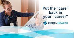 We Are Hiring RN's! Mercy Health - Lourdes Hospital Paducah KY #RNJobs #nurse Go to  www.http://mercy.ttcportals.com