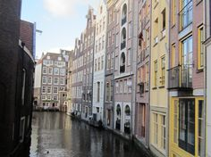 amsterdam canals, canal tour, travel