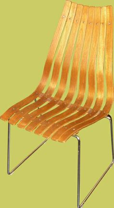 norweigian_slat_chair.jpg (360×656) - My favorite so far. Wood could be darker.