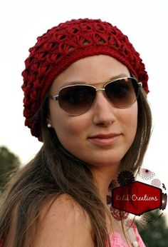 (4) Name: 'Crocheting : Jessicas Broomstick Slouchy Hat