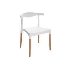 Cadeira Venga Branca - Abra Casa