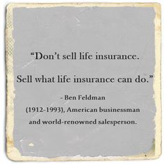 What can #lifeinsurance do?