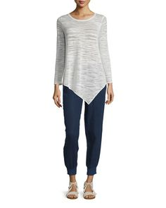 Shop contemporary fashion trends at Neiman Marcus. Pick out the future of fashion with this organized trend selection filled with designer apparel. Linen Drawstring Pants, Linen Pants, Joie Clothing, Stitch Fix, New Fashion, Neiman Marcus, Topshop, Texture, Fashion Design