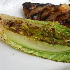 Grilled Romaine Allrecipes.com