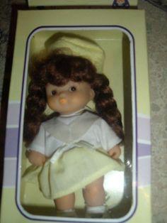 Träumerle Puppe OVP Puppe mit Bekleidung