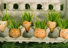 Egg Heads Kids Activity | BabyCenter