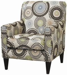 Chairs and Accents Willet Upholstered Chair with Track Arms by Rowe - Darvin Furniture - Upholstered Chair Orland Park, Chicago, IL    Comes in over 500 fabrics!
