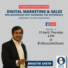 iVIPANAN is the oldest company to provide Digital Marketing Course in Surat and Digital Marketing Services. Digital Marketing Services, Sales And Marketing, Social Media Marketing, Thursday, Workshop, Join, Facebook, Live, Business