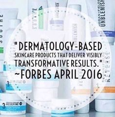 Rodan and Fields in FORBES magazine? Pinch me... It is not even close to being too late to jump in. Join me today!