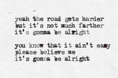 Needtobreathe. Lyrics to live by... <3