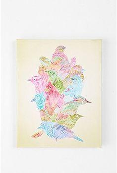 Birdstack by Cole Gerst $38