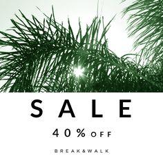 Colección de Verano | Complementos y Calzado de Mujer en la Tienda Online Break&Walk