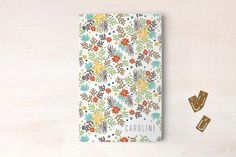 Simply Succulent Notebooks by Frooted Design at minted.com