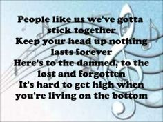 Kelly Clarkson - People Like Us Lyrics