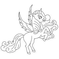 Unicorns Printable