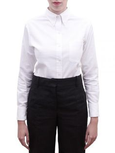 THOM BROWNE Button Down Shirt. #thombrowne #cloth #shirts