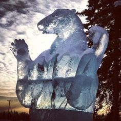 World Ice Art Championship, Fairbanks, Alaska