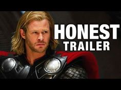 Lets all make fun of Thor with this new Honest Movie Trailer