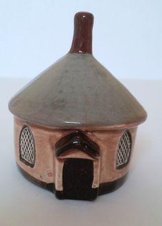 "Collectable Mudlen End Studios ""Pepperpot Gatehouse"" Cottage No 24 #ornaments"