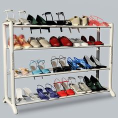 Shoe Rack Organizer Storage Bench $10.99 (amazon.com)