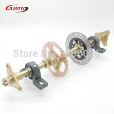 Quality Suspension Swing Arm Upper/Lower A Arm Steering Knuckle Spindle with Drum Brake Wheel Hub Fit For Buggy ATV Bike Kart Parts with free worldwide shipping on AliExpress Mobile Go Kart Plans, Trike Bicycle, Trike Motorcycle, Motorcycle Touring, Accessoires Quad, Mini Buggy, Drift Trike Frame, Drift Trike Motorized, Homemade Go Kart