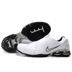 #Nike #sports Nike Shox Shoes, Nike Mens Shoes Buy Nike Shox R5 Leather