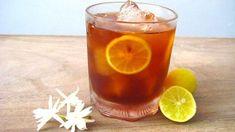 Thé glacé au citron avec Thermomix, ou le Ice Tea une boisson gourmande et très rafraîchissante , à réaliser facilement avec votre robot.