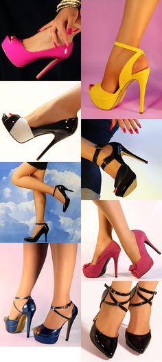 Aleida.net: High heels gallery | Aleida.net High Heels | Pinterest ...